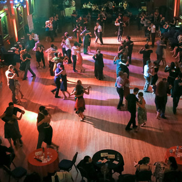 UK Tango Festival and Championship